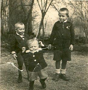Theodor, Erwin, Johann Martin