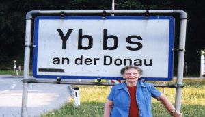 Where Oskar and Hilda met in Austria