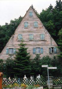 2nd floor apartment in Rudelsdorf