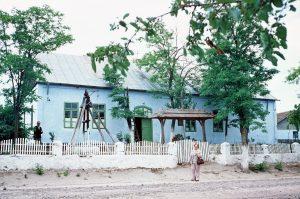 Fachria church in 1976