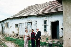 Condition of Habermann house in 1976