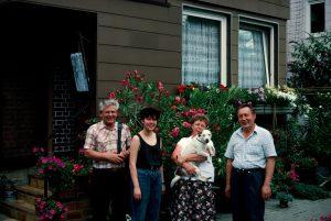 Johann, Petra, Inge, Theodor Martin