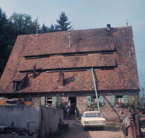 Förster home in Rudelsdorf