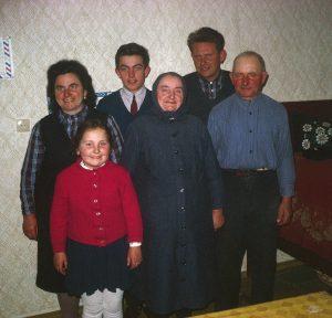 Johann Martin family, w. Kati's parents