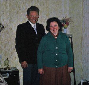 Johann and Kati Martin