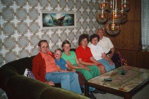 Lehners in Barthelmesaurach, 1976