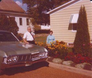 1962 Chevy in Hebron