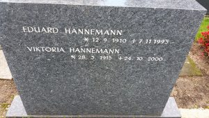 Tombstone in Barthelmesaurach