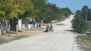 Main street in Fachria
