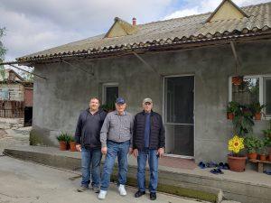 Sons and grandson of Oskar in Fachria