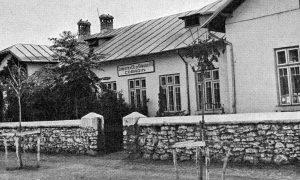 School in Cobadin, Romania