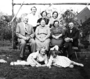 Theodor Martin family in Germany