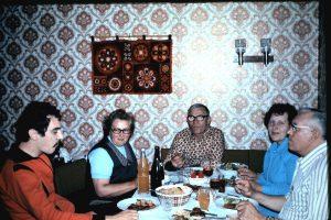 Edmund Habermann family