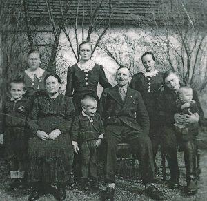 Theodor Martin family