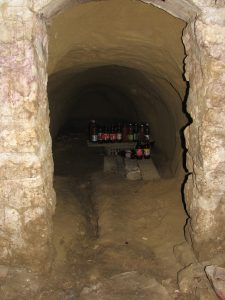 Wine and root cellar
