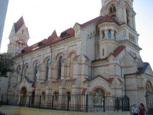 Lutheran church in Odessa, Ukraine