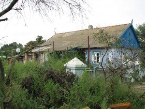Weller home in Gnadental, Ukraine