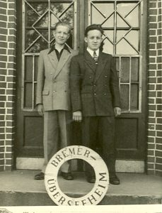 Edwin and Emil Heim