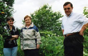Sharon Habermann w. Reinhold Martin