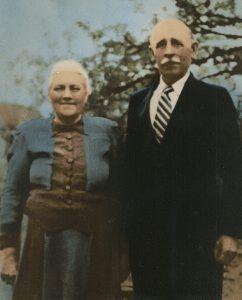 Wilhelmina and Georg Habermann