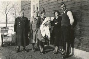 Birth of Hildegard Hannemann