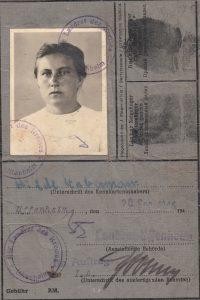 German ID for Hilde