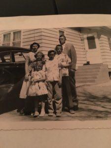 Family of Oskar and Hilda Habermann in Hebron