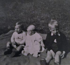 Edwin, Irma & Helmut in Germany