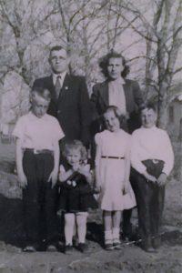 Family of Oscar Habermann