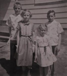 Habermann siblings