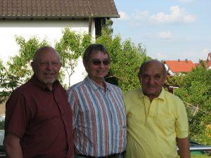 Helmut, Dieter, Hugo Habermann