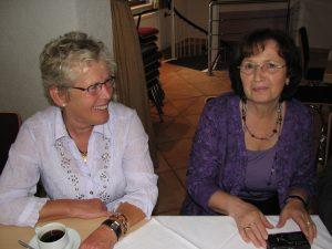 Margaretha and Sigrid Habermann