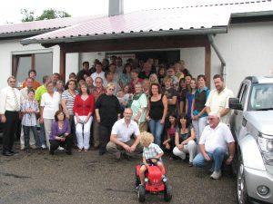 Habermann Reunion in Germany