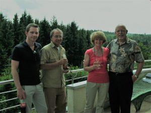 Dennis, Berndt, Hilde Schmidtke