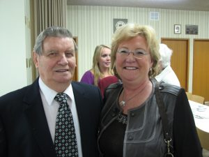 Roland and Ingrid Heim