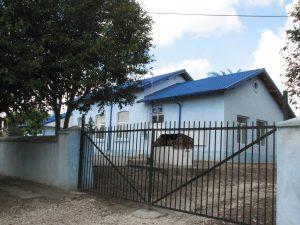 School in Fachria, Romania