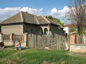 Possible home of Theodor Martin in Cobadin, Romania