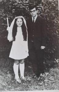 Ilse and Reinhold in Romania