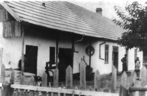 Typical home in Romania