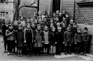 Helmut's school in Rudelsdorf