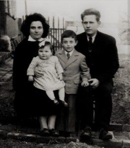 Johann Martin family