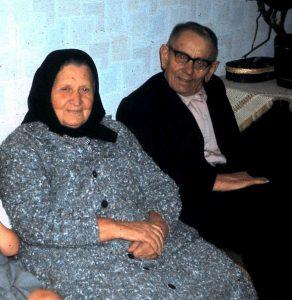 Theodor and Rosina Martin
