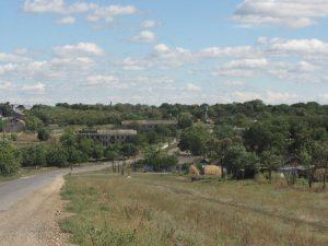 Village of Worms, Ukraine