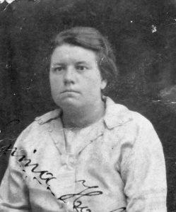 Young Wilhelmina