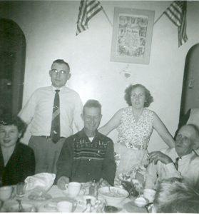 Ida and Dean Lavasheck in Hebron