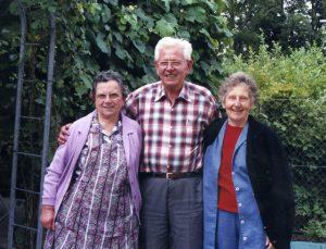 Kati & Johann Martin, Hilda