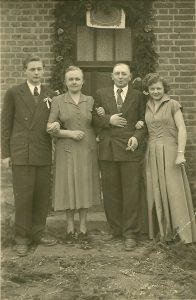 Oskar, Elsa, Rheinhold, Ella Martin