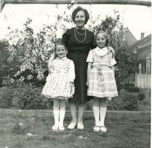 Elise, Hilda Habermann, Edith Martin