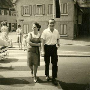 Igrid and Theodor Martin