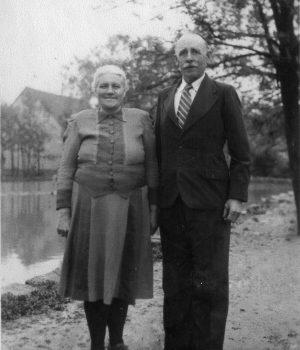 Wilhelmina and Georg